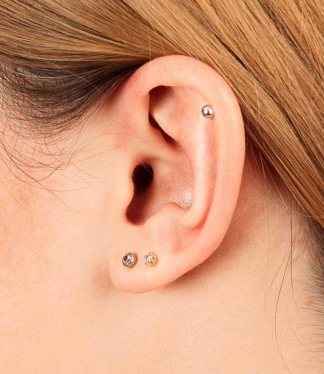 Ohrringe stechen lassen knorpel
